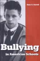 Bullying in American Schools PDF