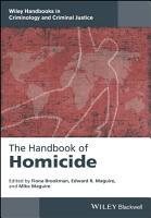 The Handbook   of Homicide PDF