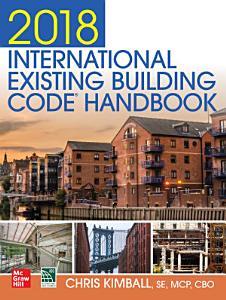 2018 International Existing Building Code Handbook Book