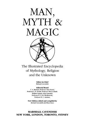Man  Myth   Magic  Rast Scie