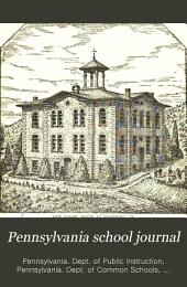Pennsylvania School Journal: Volume 23