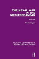 The Naval War in the Mediterranean