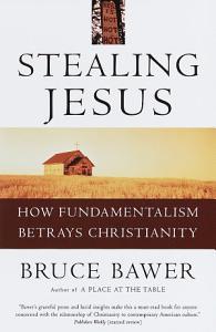 Stealing Jesus Book