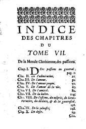 La Morale Chrétienne Ou L'Art De Bien Vivre: Volume7