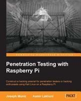 Penetration Testing with Raspberry Pi PDF