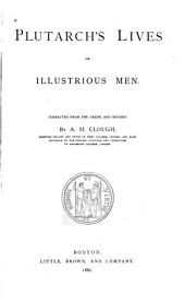 Plutarch's Lives of Illustrious Men
