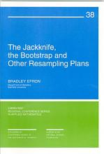 The Jackknife  the Bootstrap  and Other Resampling Plans PDF