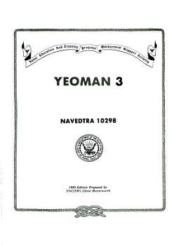 Yeoman 3 PDF