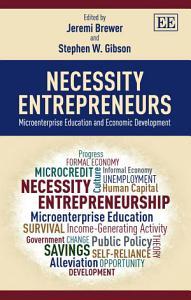 Necessity Entrepreneurs PDF