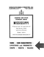 United States Census of Agriculture: 1950: Volume 1, Part 22