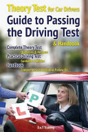 Theory Test for Car Drivers, Guide to Passing the Driving Test and Handbook