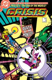 Crisis on Infinite Earths (1985-) #4