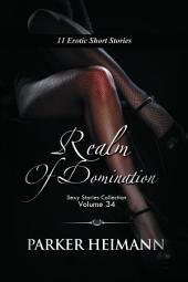 Realm of Domination (Sexy Stories Collection Volume 34): 11 Erotic Short Stories