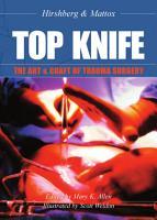 TOP KNIFE  The Art   Craft of Trauma Surgery PDF