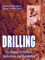 Drilling PDF