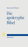 Die apokryphe Bibel PDF