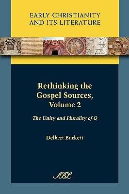 Rethinking the Gospel Sources PDF