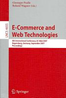 E Commerce and Web Technologies PDF
