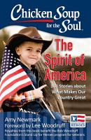 Chicken Soup for the Soul  The Spirit of America PDF