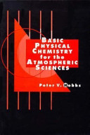 Basic Physical Chemistry for the Atmospheric Sciences PDF