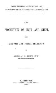 Reports of the United States Commissioners to the Paris Universal Exposition  1867 PDF