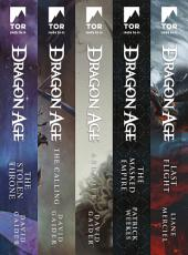 A Dragon Age Collection: (Dragon Age: The Stolen Throne, Dragon Age: The Calling, Dragon Age: Asunder, Dragon Age: The Masked Empire, Dragon Age: Last Flight)