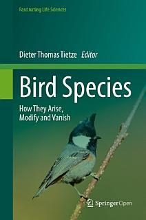Bird Species Book