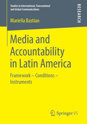 Media and Accountability in Latin America PDF