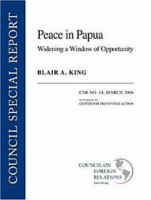 Peace in Papua PDF