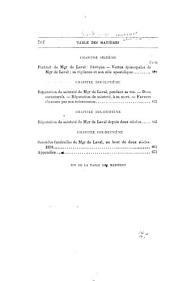 Vie de Mgr de Laval: premier éveque de Québec et apôtre du Canada, 1622-1708, Volume2