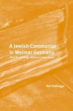 A Jewish Communist in Weimar Germany