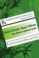 Keep It Simple  Keep It Whole PDF
