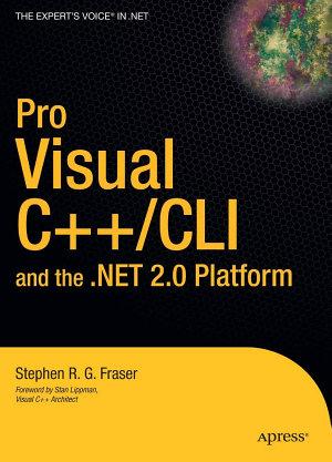 Pro Visual C   CLI and the  NET 2 0 Platform PDF