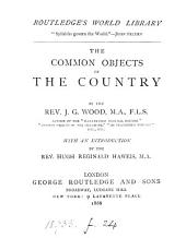 The common objects of the country. [2 variant issues].