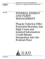 Federal Energy and Fleet Management