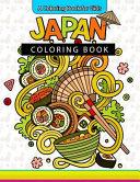 Download Japan Coloring Book Book