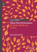 Silent Film Performance PDF