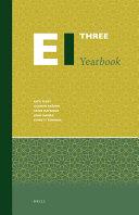 Encyclopaedia of Islam Yearbook 2007-2019 Set