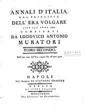 Annali d'Italia: Volume 2