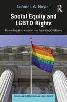 Social Equity and LGBTQ Rights PDF