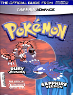 Official Nintendo Power Pokemon Ruby and Sapphire Player s Guide PDF