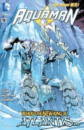 Aquaman (2011- ) #19