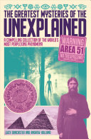 The Greatest Mysteries Of The Unexplained Book PDF