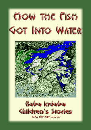 How the Fish Got Into Water - cover - FREE EBOOK