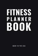 Fitness Planner Book Sunday Start Jet Black  Book PDF