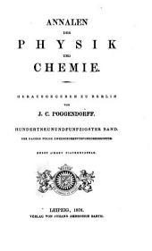 Annalen der Physik und Chemie: Band 2;Band 159