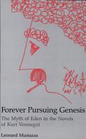 Forever Pursuing Genesis PDF