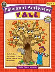 Seasonal Activities Book PDF