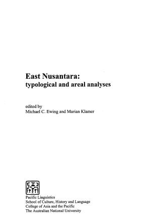 East Nusantara