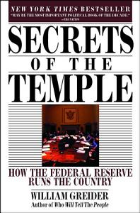 Secrets of the Temple Book